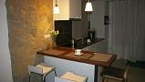 Malý apartmán - kuchyňa